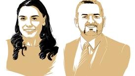 Fe, televisión e inexperiencia política unen a los aspirantes de Restauración a las vicepresidencias