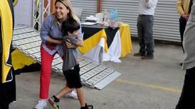 Hijo del presidente Alvarado requirió atención en Hospital de Niños