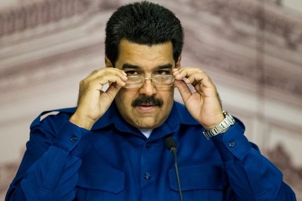 Nicolás Maduro, presidente venezolano, advirtió de la posible existencia de una