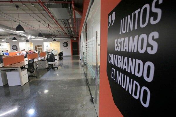 08/02/209 Lindora. Fotos de ubicación, fachada, marca y espacios de Laborable, un nuevo sitio de coworking. Foto: Rafael Pacheco