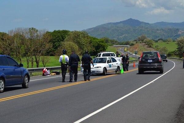 Detención se produjo cerca del Coyol de Alajuela