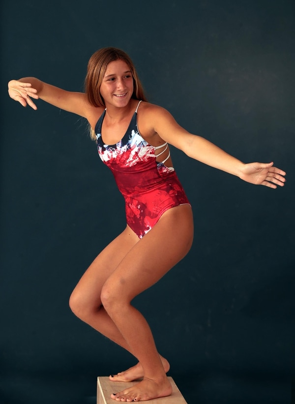 Julissa Matamoros actualmente solo es patrocinada por la empresaria Laura Quirós, con su marca de trajes de baño DELANADA, con los cuales compite en el Circuito Nacional de Surf. Fotografía: Graciela Solís