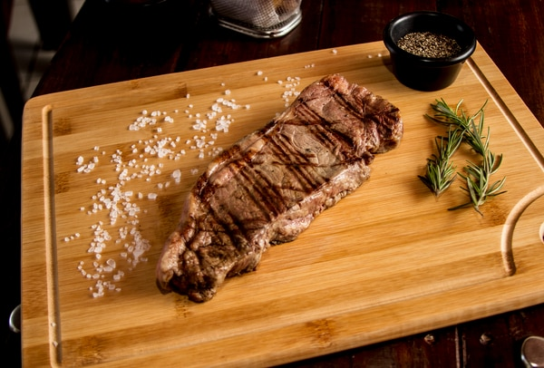 Este corte de carne se llama New York. (Foto: Carnes y Parrillas para EF).