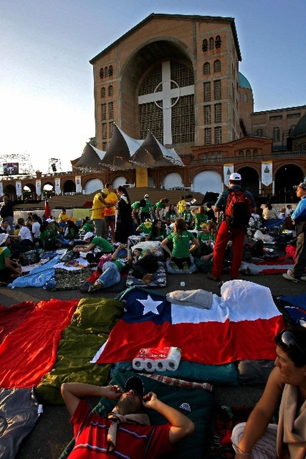 La iglesia Católica chilena enfrenta ante sus laicos las denuncias por abuso de sacerdotes a menores. | ARCHIVO.