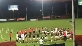 (Video) Así fueron las primeras horas de Luis Marín como técnico de Alajuelense