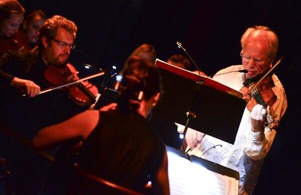 Virtuoso.Las interpretaciones de Gidon Kremer (derecha) fueron los puntos más brillantes de un festival que tuvo muchas luces.Garrett Britton para LN