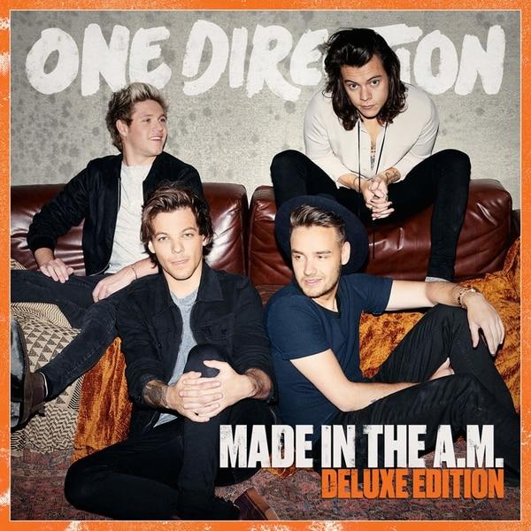 Así es la portada | DE MADE IN THE A.M. , EL NUEVO DISCO DE ONE DIRECTION. EN LA FOTO, ZAYN MALIK BRILLA POR SU AUSENCIA. FACEBOOK DE ONE DIRECTION