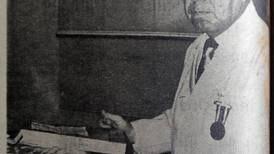Hoy hace 50 años: Médicos condecoraron al Dr. Carlos Sáenz, cuyo nombre lleva el Hospital de Niños