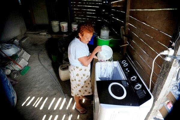 20-07-16, Guanacaste, gira por distintos puntos de la provincia de Guanacaste para verificar la problematica del faltante del recurso hídrico, en la foto Florinda Medrado Gutiérrez , foto Rafael Murillo