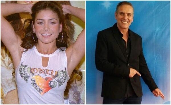 Paty Manterola y Xavier Ortiz estuvieron casados varios años. Su boda fue en 1999. GDA / El Universal