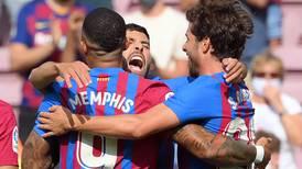Barcelona entra al grupo de equipos en cabeza de clasificación