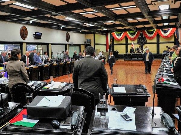 Actualmente, el voto de los diputados a cada proyecto de ley no queda registrado más que en cantidades, a favor y en contra. Un sistema electrónico permitirá registrar quién aprueba y quién no.