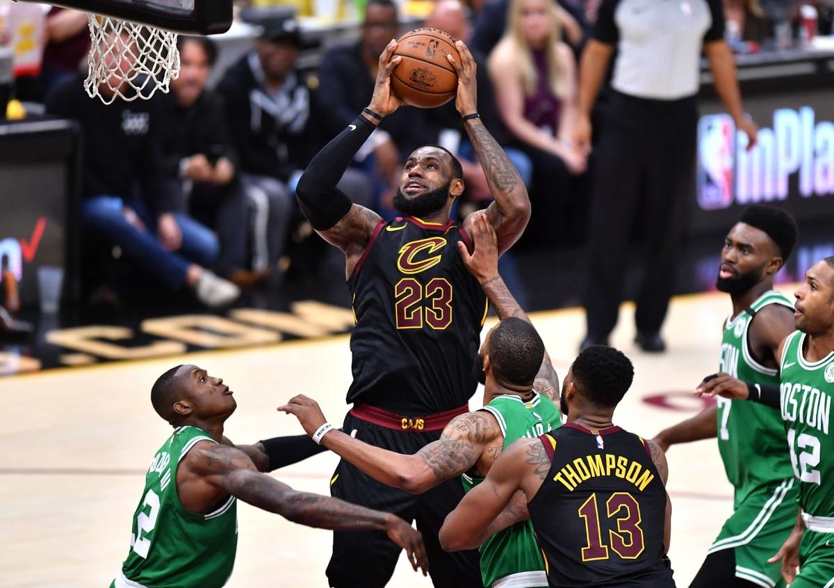 Cavaliers aprovechan su casa y empatan serie con Celtics - La Nación