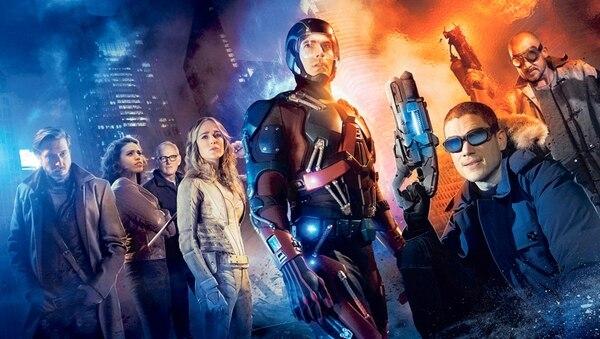 'DC's Legends of Tomorrow': Unos héroes de leyenda