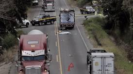 Accidentes de tránsito dejan dos muertos en Parrita y en ruta a Limón