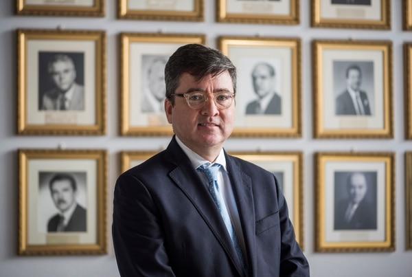 Pedro Muñoz cree que el levantamiento del secreto bancario podría atentar contra los derechos de los contribuyentes. Foto: Eyleen Vargas /Agencia Ojo por OJo.