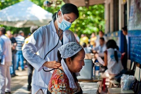 En El Salvador el chikunguya ya afectó a unas 1.200 personas.