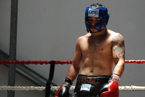 Bryan Vásquez espera tener su defensa en noviembre. | DIANA MÉNDEZ