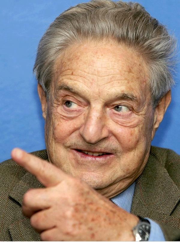 George Soros tiene una fortuna valorada en $19.200 millones.