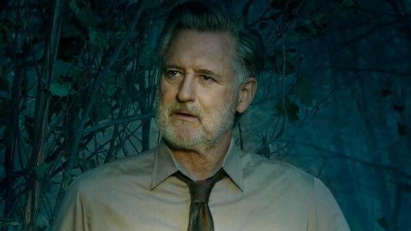 Bill Pullman interpreta al detective Harry Ambrose desde el año 2017, cuando se estrenó la primera temporada de la serie. Fotografía. USA Networks para La Nación