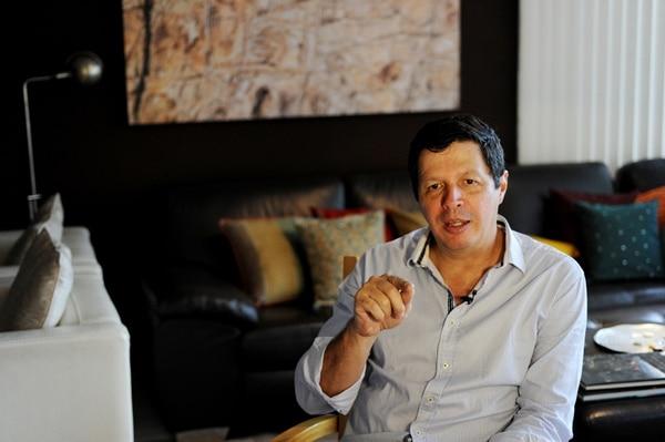 Carlos Sojo era el director de la firma Socioanalysis América Latina. Murió ayer debido a un paro cardiorrespiratorio. | MARCELA BERTOZZI