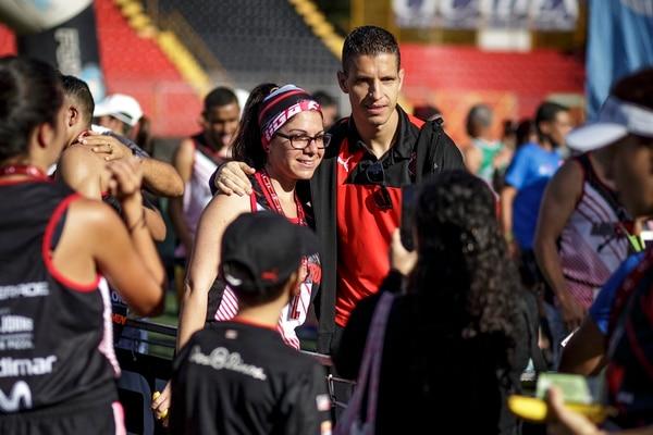 Tras un año de ausencia, la Liga Run se correrá este sábado en Alajuela. Foto: Andrés Arce.