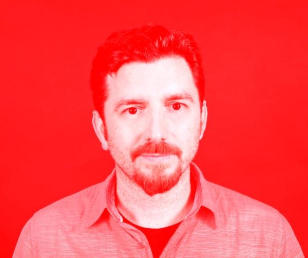 Alejandro Imbach, tecladista y bajista en Seka