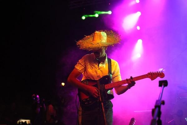 El tráiler de 'El cielo rojo 2' tiene canciones como 'La cumbia del caldero', de Sonámbulo. // Fotografía: Jeffrey Zamora/Archivo.