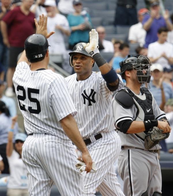 Texeira es un jugador emblema de los Yankees. | ARCHIVO.