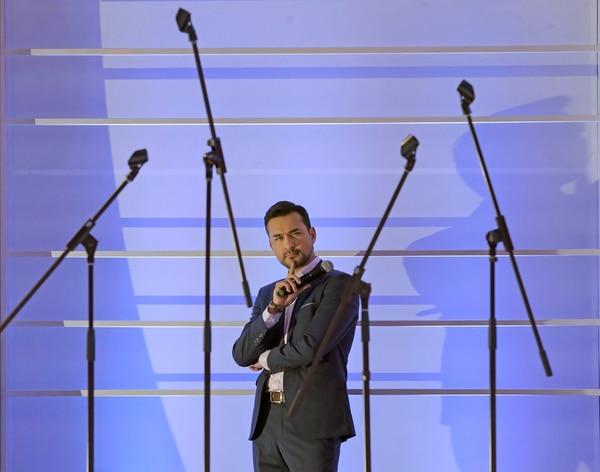 Édgar Murillo: gracia reincidente en 'Tu cara me suena'