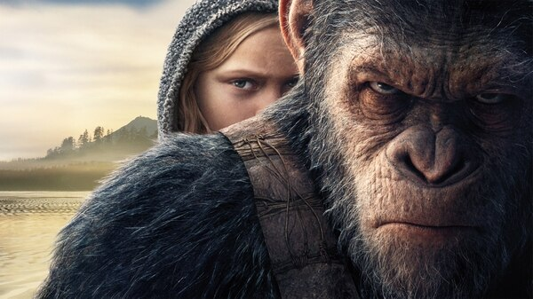 'War for the Planet of the Apes' (2017), la última cinta de la franquicia del 'Planeta de los Simios'. Foto: Archivo.