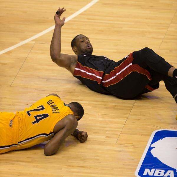 Paul George deberá esperar el procolo de la NBA para volver a jugar con los Pacers.