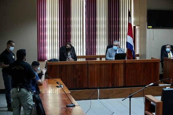 El fallo condenatorio fue dictado por el Tribunal Penal del Segundo Circuito Judicial de San josé, en Goicoechea. Foto: Alonso Tenorio.