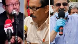 Sindicatos del Poder Judicial se acercan a Célimo Guido, quien afronta causa penal