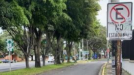 Montes de Oca iniciará este miércoles demarcación de ciclovía