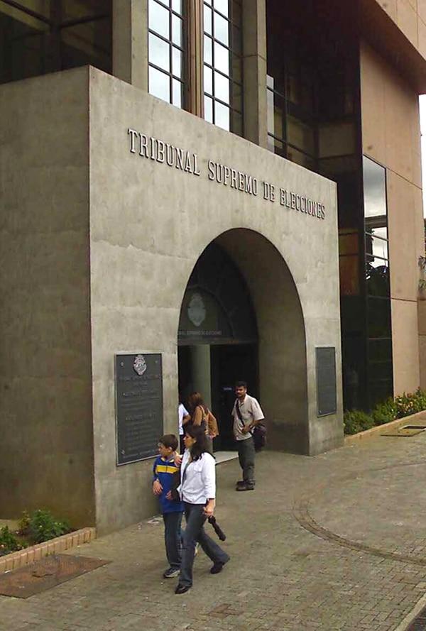 El TSE analiza la liquidación de gastos del PASE. | ARCHIVO