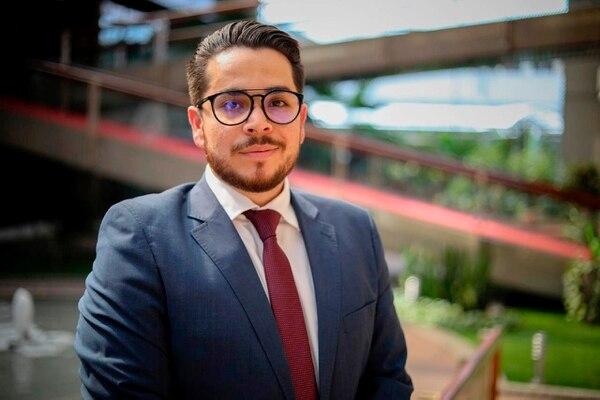 Juan Alfaro, e viceministro de Ingresos y ex viceministro de la Preisdencia Foto: Cortesía del Ministerio de Hacienda
