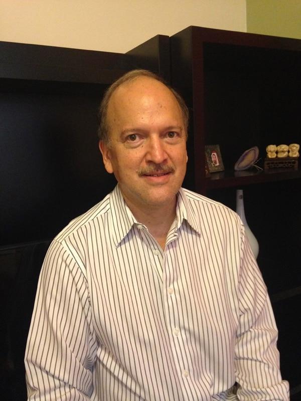 David Vargas, empresario interado en comprar Canal 9: 'Quiero operarlo con el mínimo de personal'