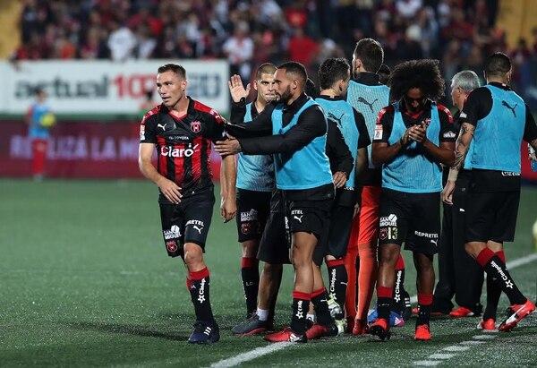 Alajuelense regresa a la competencia internacional.