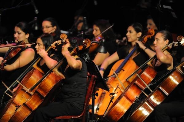 Orquesta Filarmónica comparte flashmob en YouTube - 1