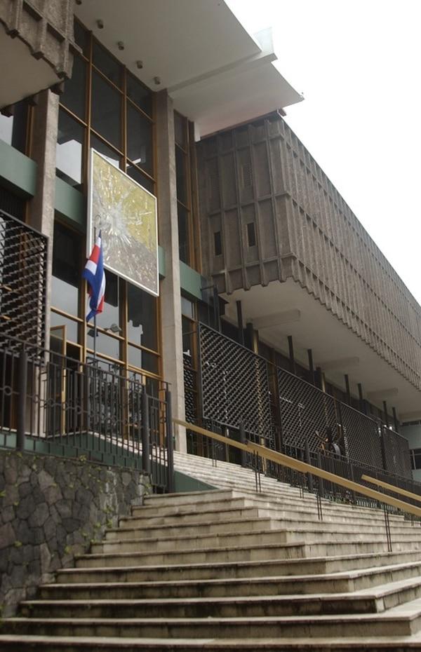 La Biblioteca Nacional de Costa Rica se encuentra en San José