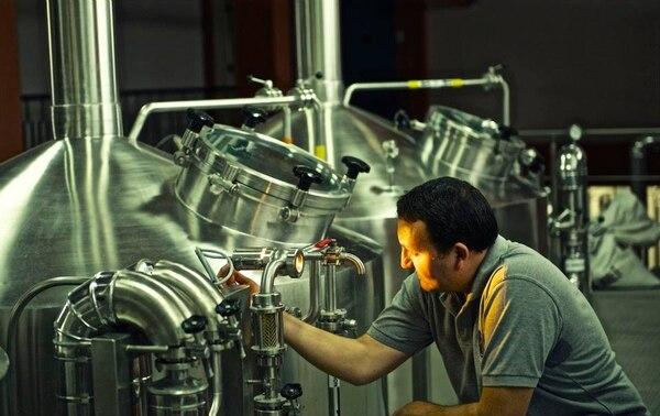 La microcervecería de Florida Ice and Farm se encuentra en las mismas instalaciones que Cervecería Costa Rica.