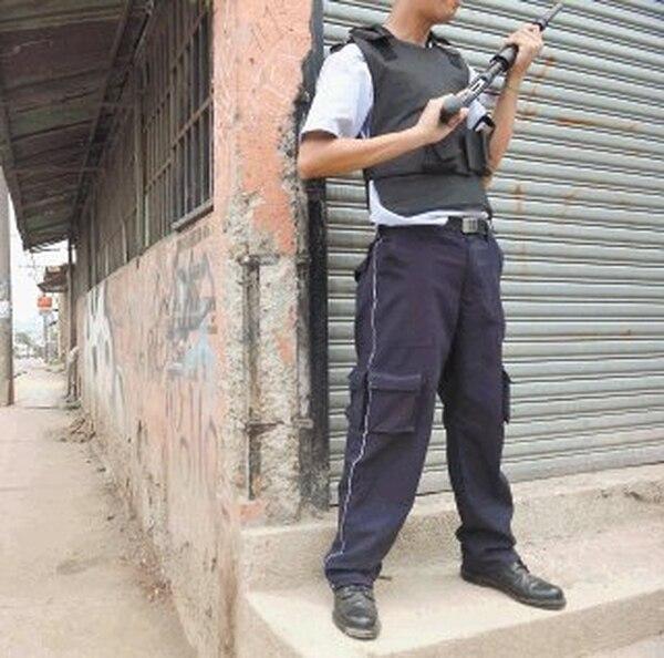 En el país hay registradas 1.017 empresas de seguridad. | ARCHIVO