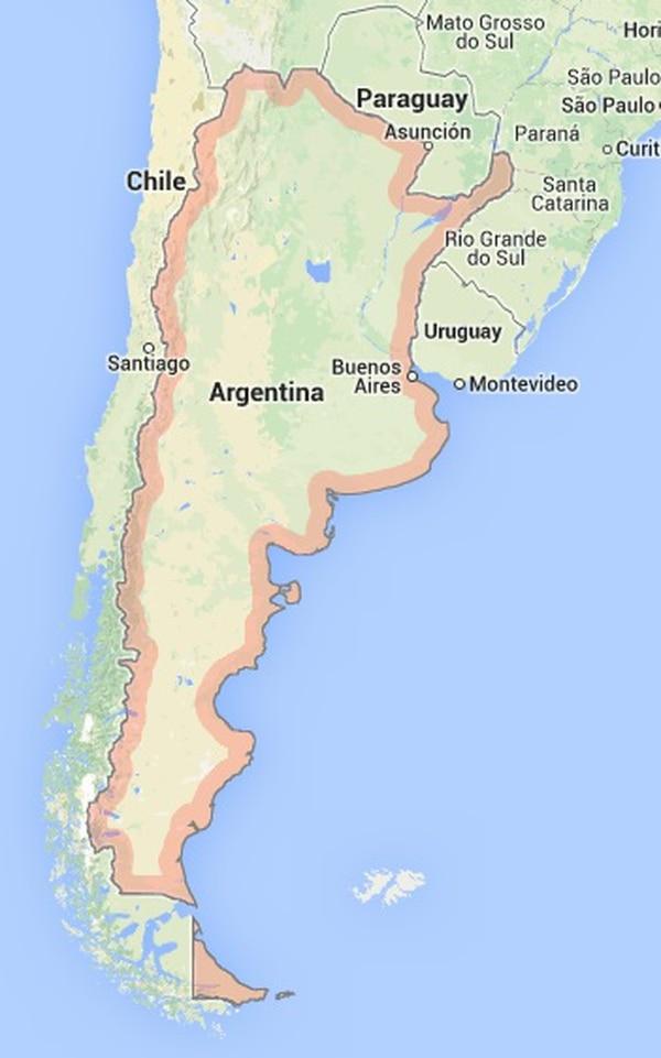Argentina y en especial su capital, Buenos Aires, sufren una ola de calor que ha elevado los termómetros hasta los 38 grados centígrados.