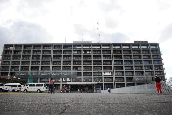 03/01/2019. La Uruca. Fotografías para archivo del Hospital México. Fotos Melissa Fernández