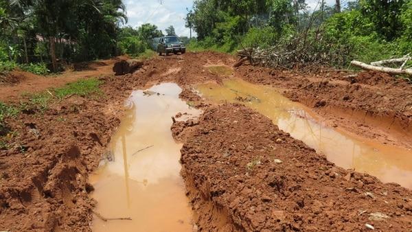 El embajador de Costa Rica en Holanda, Jorge Urbina, manifestó que Nicaragua no logró demostrar el daño de la trocha sobre el río San Juan. | ARCHIVO