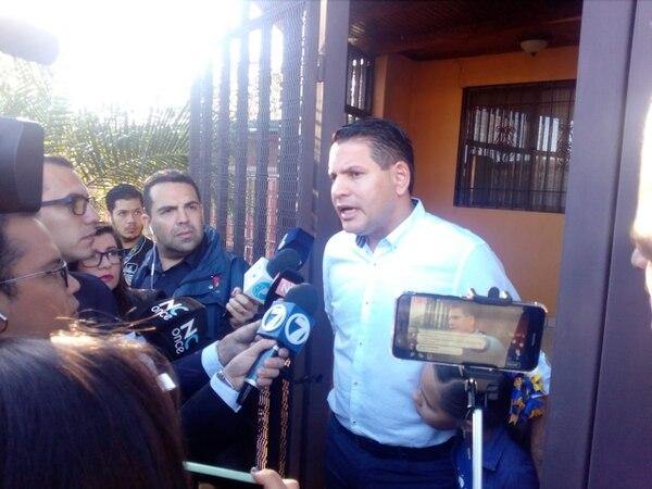 01/04/2018 recorrido con el candidato Fabricio Alvarado, de Restauración Nacional