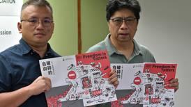 Periodistas de Hong Kong denuncian ataques contra la libertad de prensa