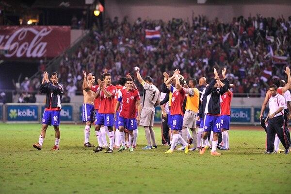 La Selección Nacional tendrá su despedida el próximo 5 de marzo ante Paraguay antes de viajar al campamento previo al mundial de Brasil. | ARCHIVO