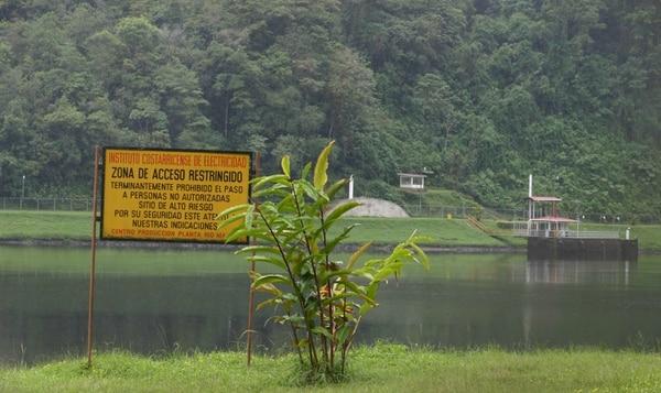 La Planta de Río Macho, en Orosi de Cartago, abastece gran parte del agua potable para San José.